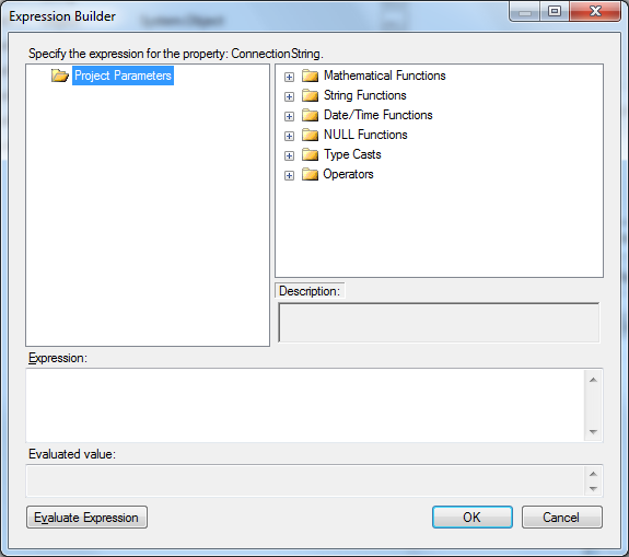 ProjectParameters_Empty_In_FileConnectionManagerExpression